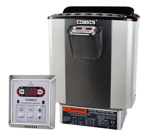 máy xông hơi khô COAST