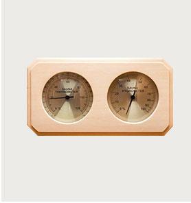 Đồng hồ âm kế - nhiệt kế