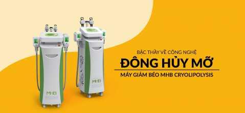 Máy giảm béo quang đông MHB Cryolipolysis