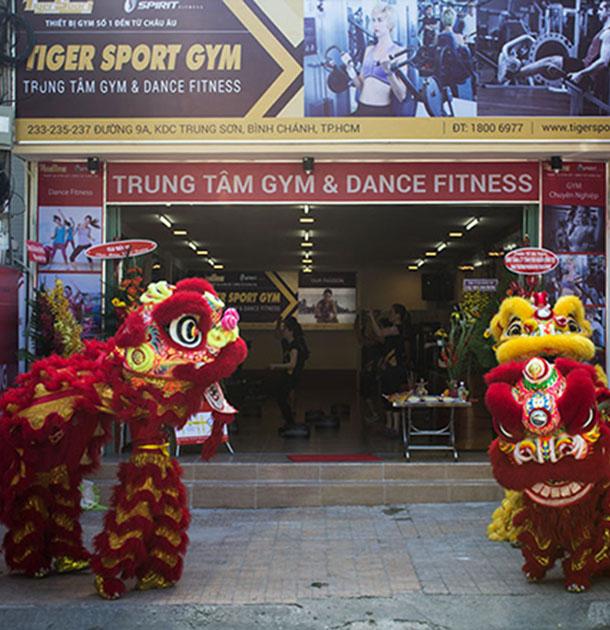 Gym & Dance Fitness – Trung Tâm Rèn Luyện Thể Hình Kết Hợp Xông Hơi