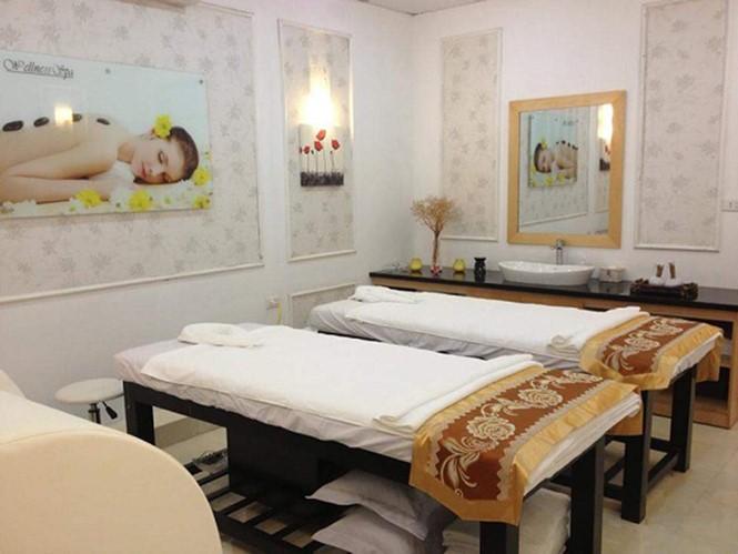 Giường massage là thiết bị hữu ích không thể thiếu tại spa, viện thẩm mỹ…