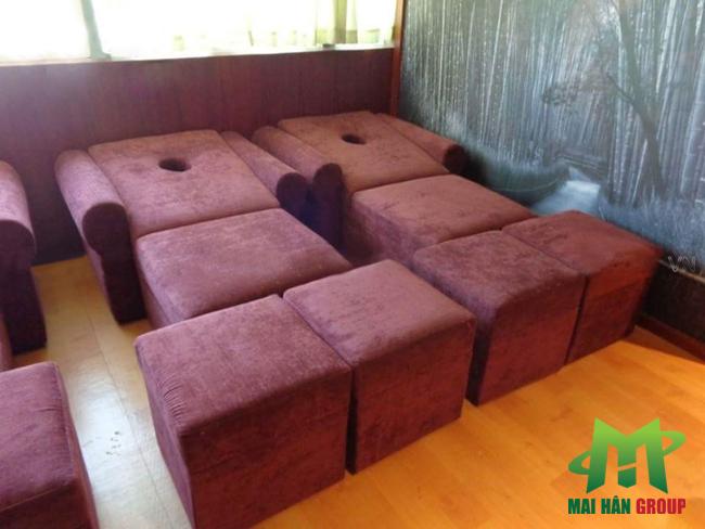 Dự án cung cấp 45 ghế foot masasge cho Khơ Thị Foot massage hình ảnh 2