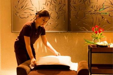 Dự án cung cấp 45 ghế foot masasge cho Khơ Thị Foot massage
