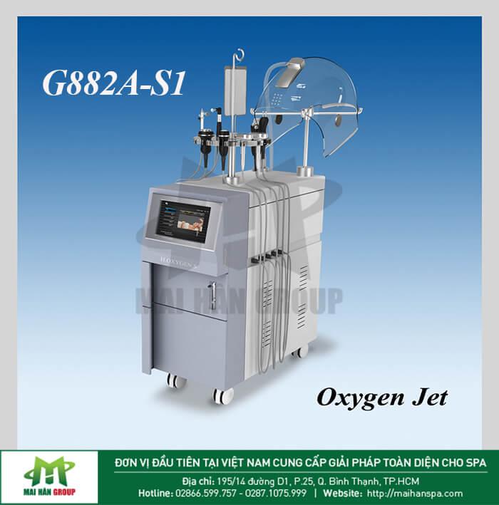 Máy Oxy-Jet đa chức năng G882A-S1