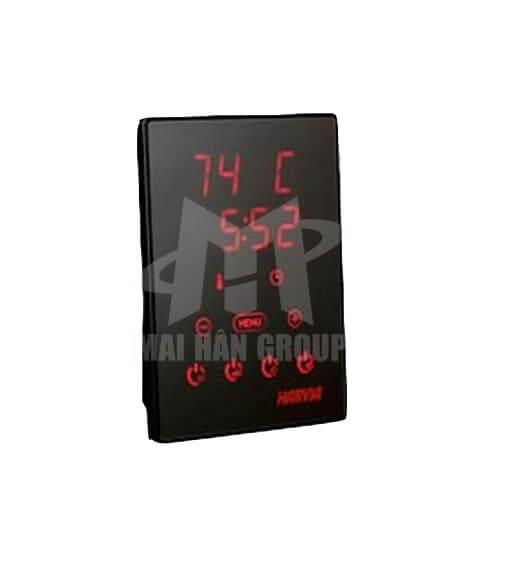 Bảng điều khiển nhiệt độ điện tử
