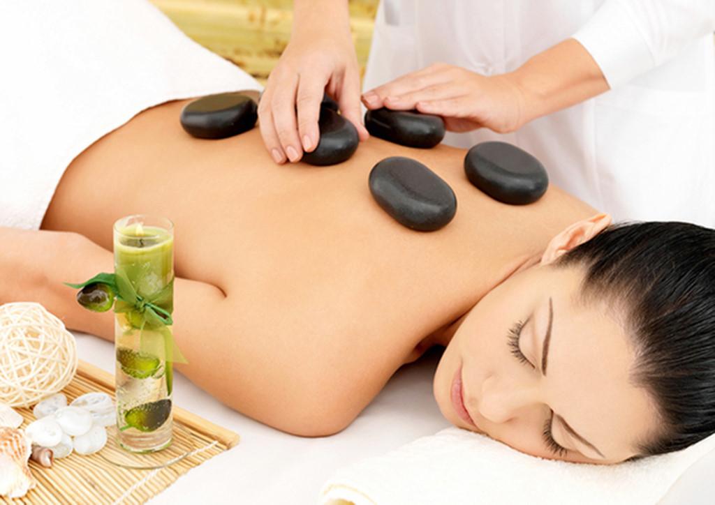 Nâng cấp dịch vụ massage tại spa với nguồn năng lượng tuyệt vời từ đá nóng massage hình ảnh 2