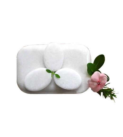 Đá massage lạnh chữ nhật