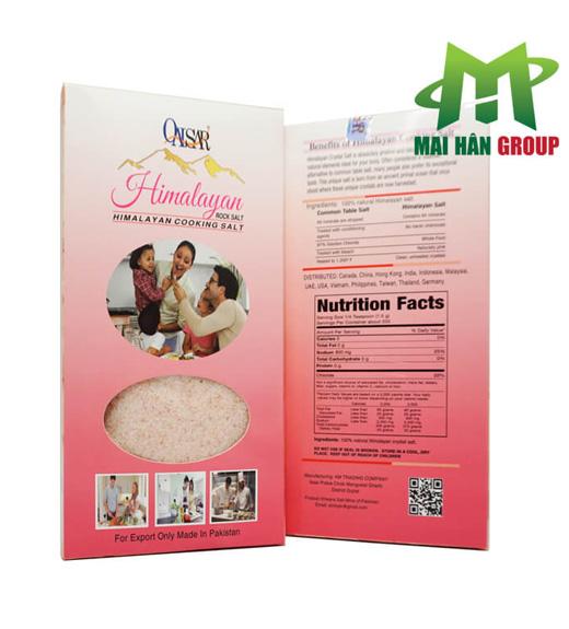 Đá muối ăn Himalaya