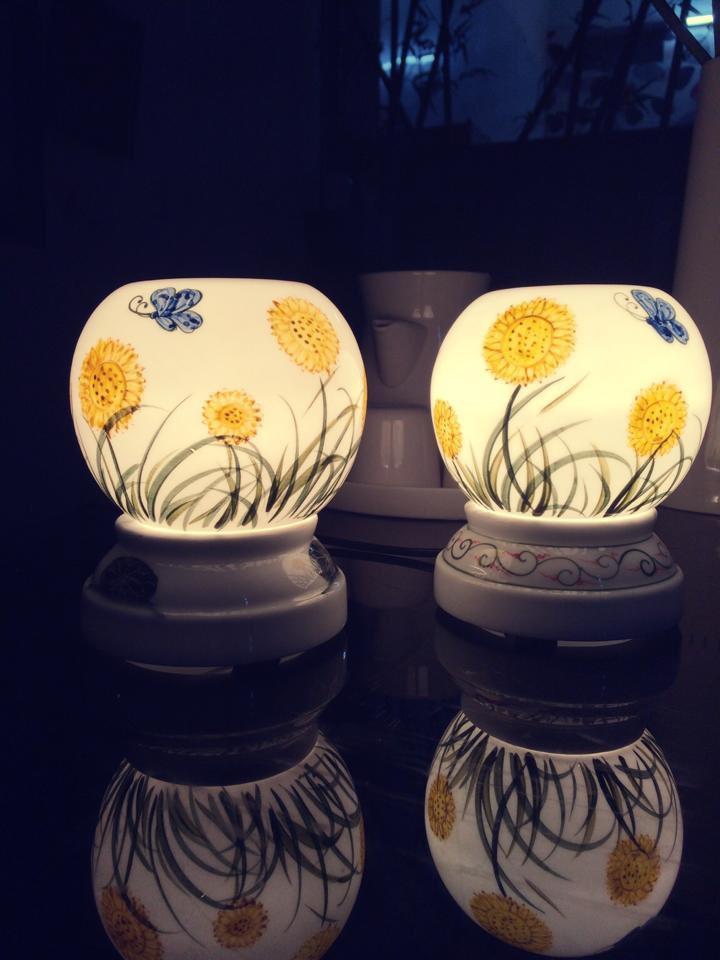 Tạo không gian thư giãn tràn ngập hương thơm dịu nhẹ, thư thái với đèn xông tinh dầu hình ảnh 2