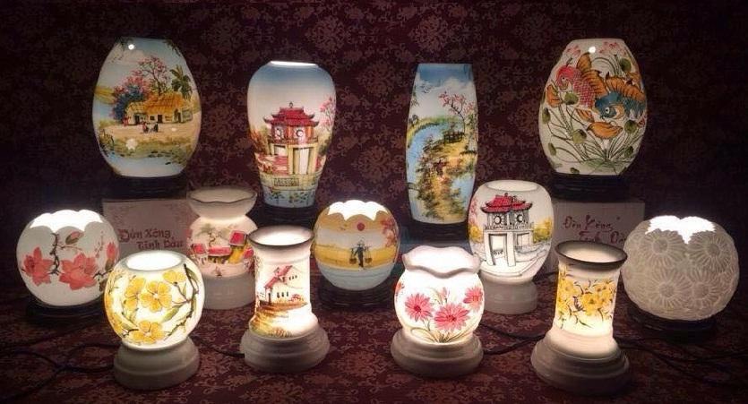 Tạo không gian thư giãn tràn ngập hương thơm dịu nhẹ, thư thái với đèn xông tinh dầu hình ảnh 6