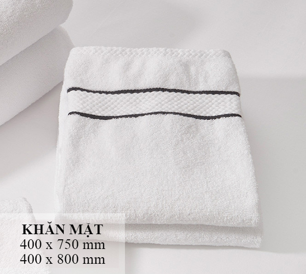 Top 3 loại khăn mọi khách sạn/ resort nào cũng cần phải có hình ảnh 3