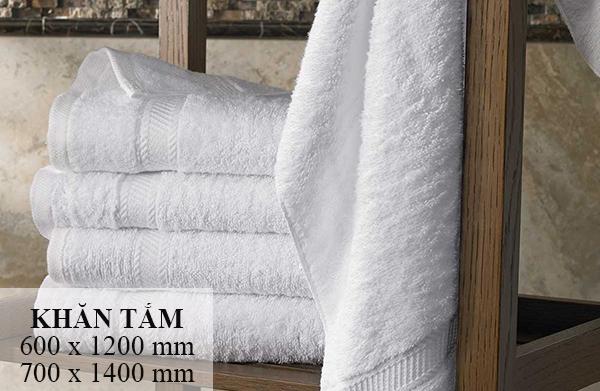 Top 3 loại khăn mọi khách sạn/ resort nào cũng cần phải có hình ảnh 2