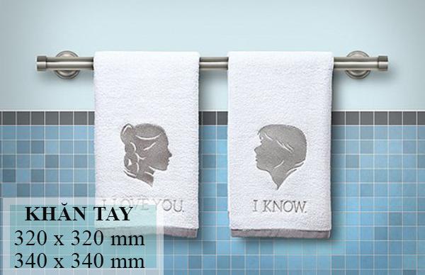 Top 3 loại khăn mọi khách sạn/ resort nào cũng cần phải có hình ảnh 4