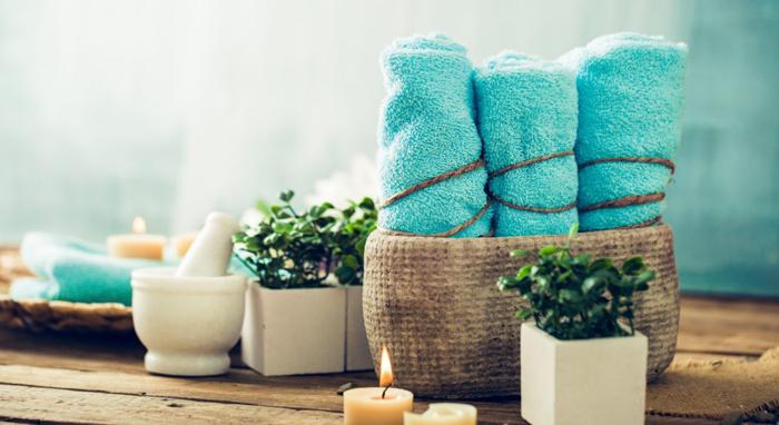 Khăn và áo choàng spa – công cụ marketing đơn giản, chi phí thấp hiệu quả lớn cho spa hình ảnh 11