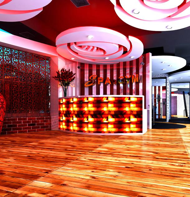 Công trình setup và thiết kế spa nghỉ dưỡng tiêu chuẩn 3 sao khách sạn Paradise Đà Nẵng
