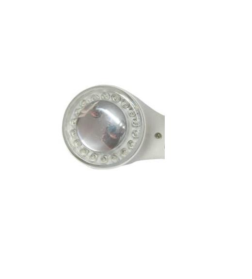 Máy chăm sóc da bằng sóng siêu âm nóng + LED