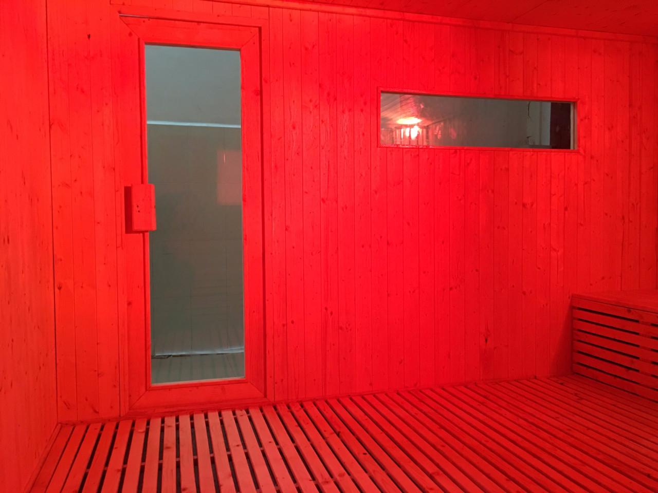 Mộc Spa và dự án thi công hệ thống phòng xông hồng ngoại – đá muối