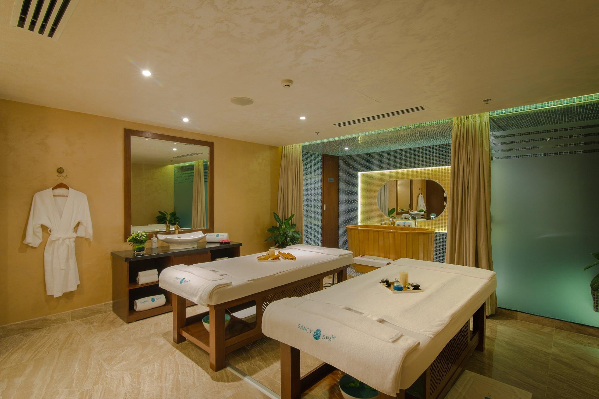 Sancy Spa – Dự án spa nghỉ dưỡng với 6 bồn Jacuzzi do Mai Hân Spa cung cấp hình ảnh 4