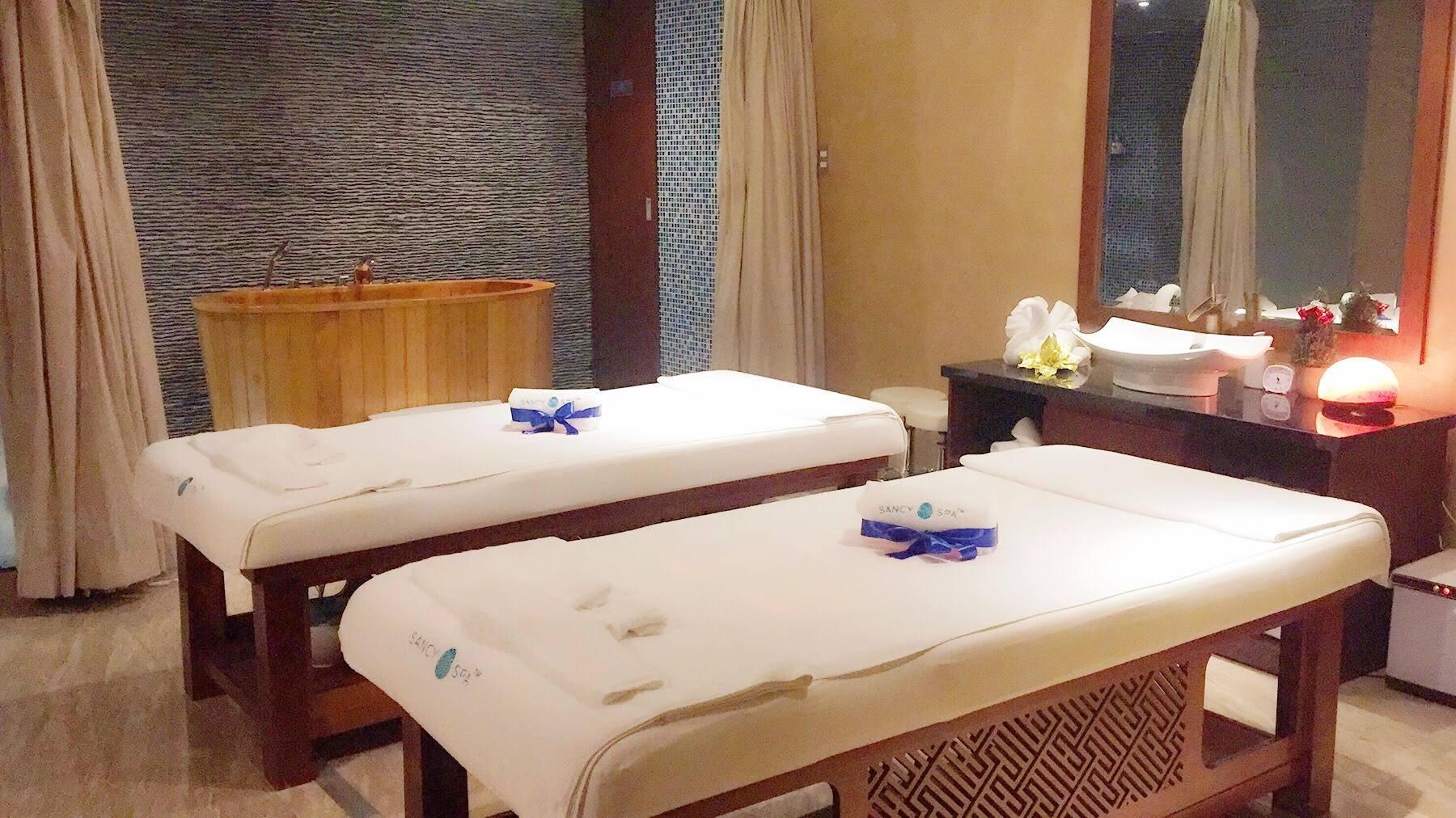 Sancy Spa – Dự án spa nghỉ dưỡng với 6 bồn Jacuzzi do Mai Hân Spa cung cấp hình ảnh 5