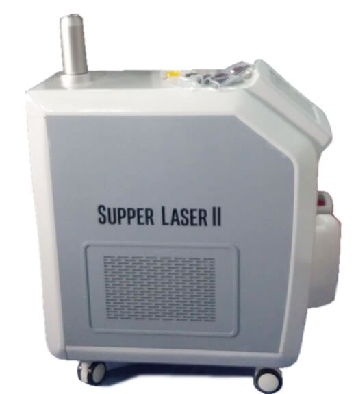 Máy Laser ND YAG Q-Switched Super II