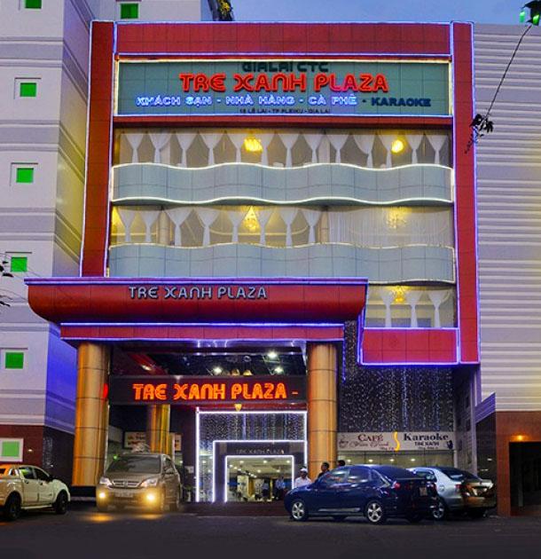 Tre Xanh  - Khách sạn tại Pleiku mạnh tay đầu tư phòng xông hơi & giường massage