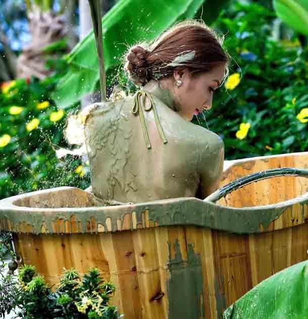 Dự án cung cấp bồn ngâm thảo dược cho Trung tâm bùn khoáng Mũi Né