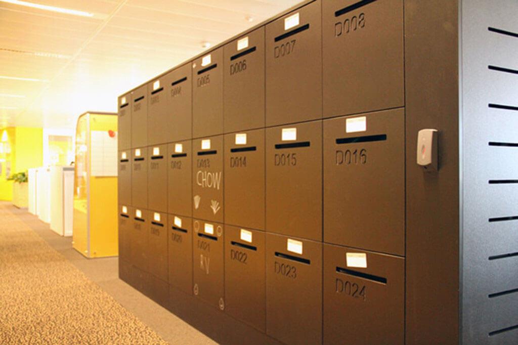 Tủ đựng đồ nhân viên hình ảnh 2