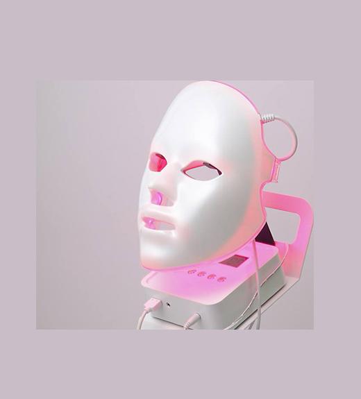 Mặt nạ trị liệu da bằng ánh sáng sinh học 3 màu